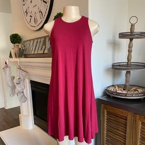 Red Old Navy Dress  XS